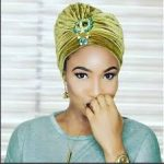 Fashion: The beautiful explosion of Turban in Nigeria!