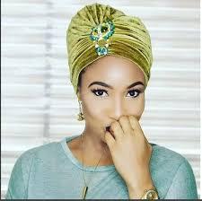 Fashion: The beautiful explosion of Turban in Nigeria!