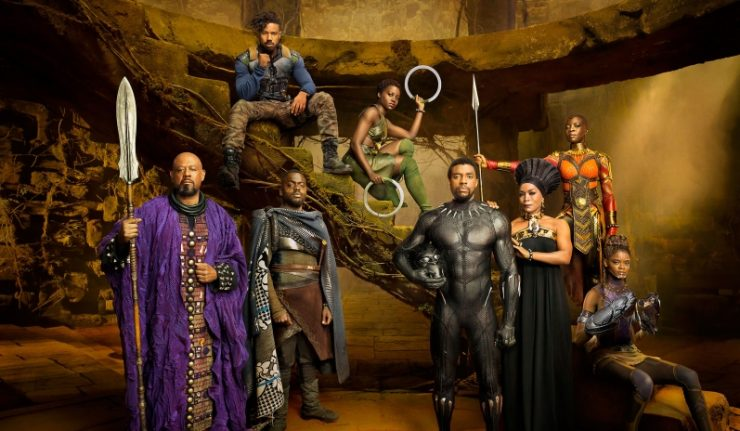 How love birthed the Black Panther movie