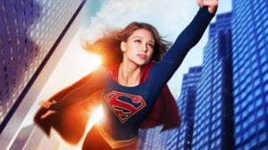 Supergirl series returns in April