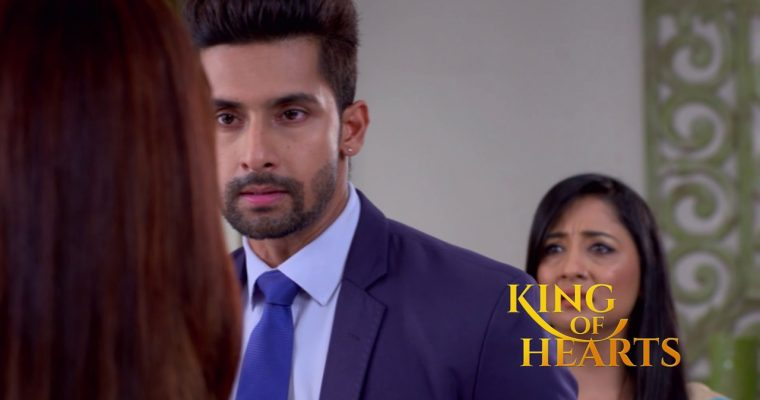 King of hearts gets more interesting, read June teasers here