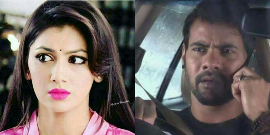 Abhi, pragya in Twist of fate