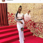 Amazing Outfits Celebrities Rocked to Oceans' 8 Movie Premiere in Nigeria
