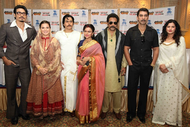 Casts of Amma Zee World