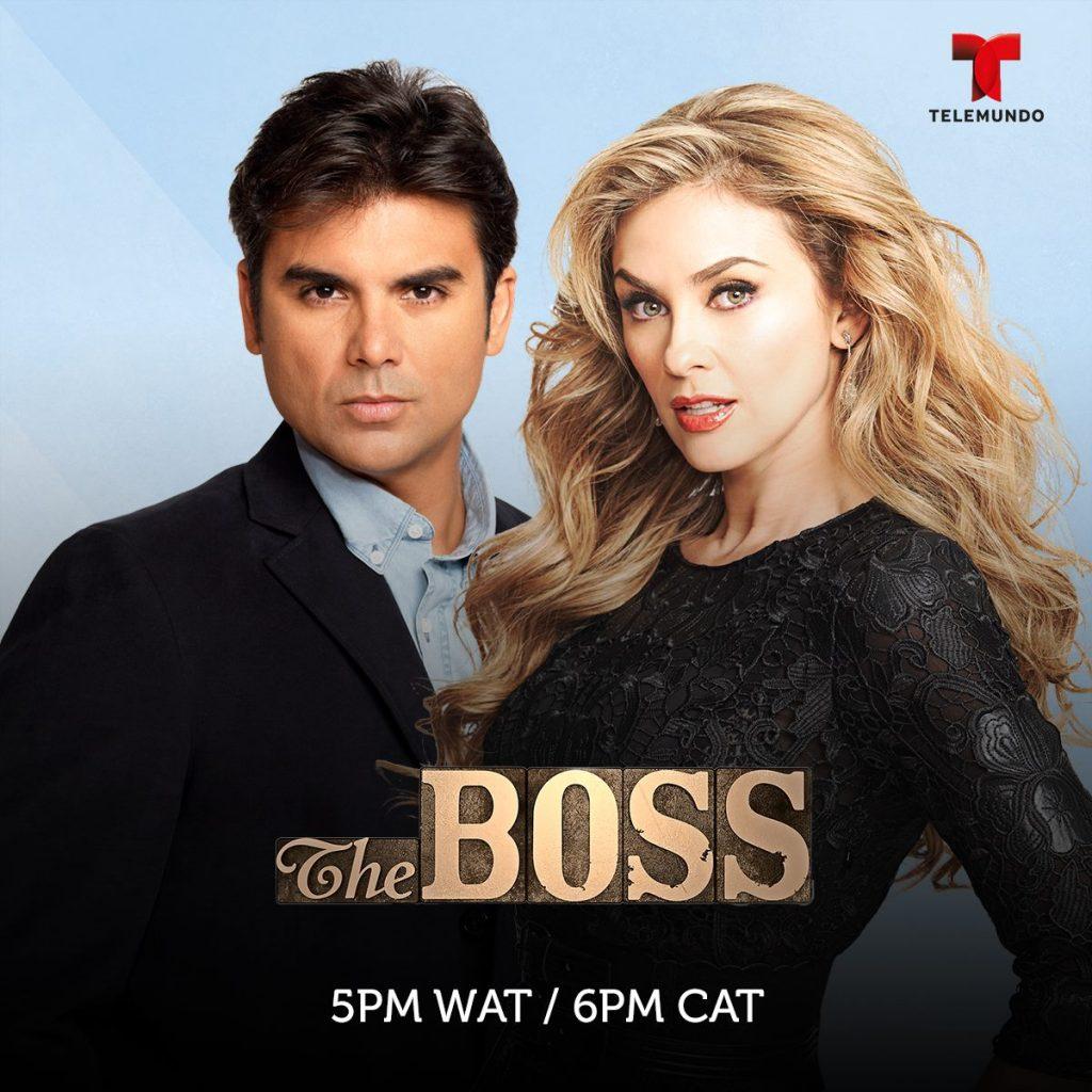 Download 'The Boss' Telemundo series opening theme songs