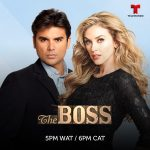 The boss telemundo, Read October teasers here