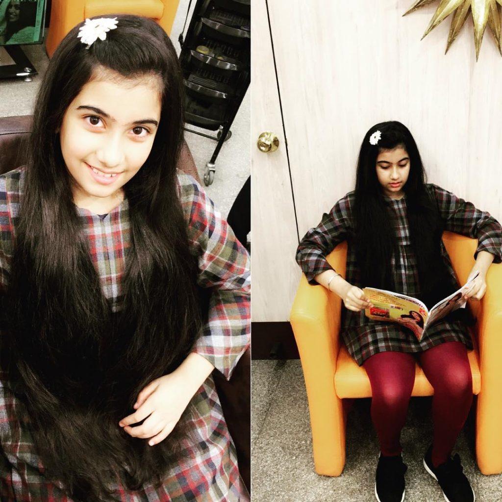Ruhana Khanna in gangaa Zee World recent picture