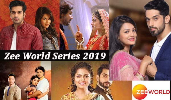 Zee world upcoming series for 2019 and Current Replacement