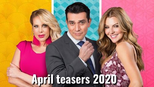 Almost yours April teasers 2020